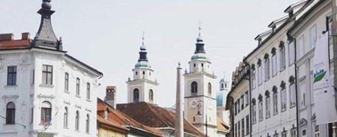 Lovely Liubliana