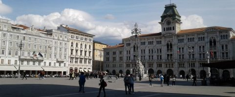 Travessia por Trieste