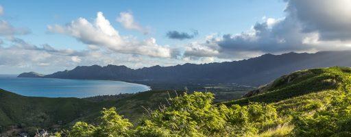 Os trails de O'hau (8 sugestões)