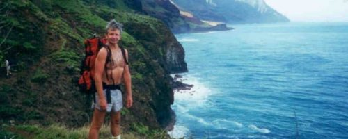 My Couchsurfing Diaries: Richard Delabere (Maui, Hawaii)
