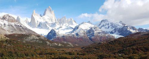 #D82 – El Chaltén e o Monte Fitz Roy