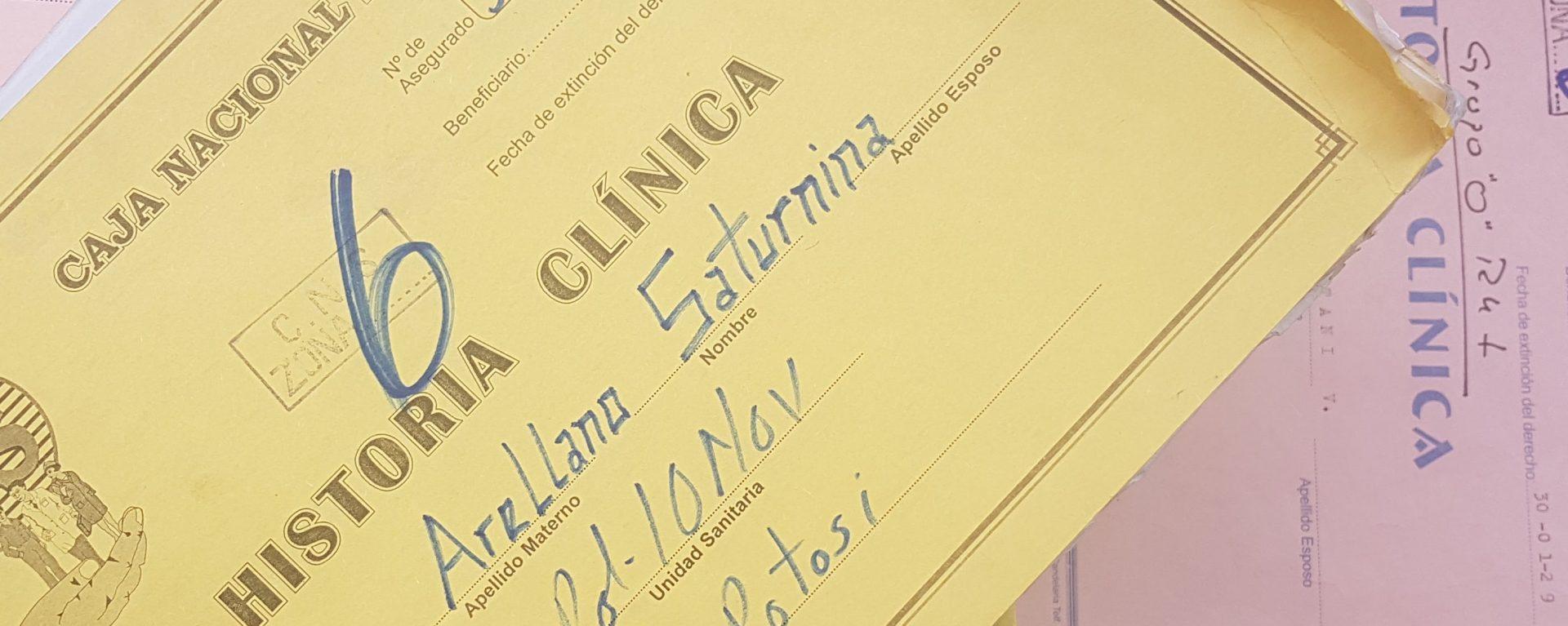 Cuidados de Saúde Primários em Potosi (Bolívia)