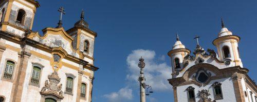 Nos caminhos da Estrada Real: Mariana