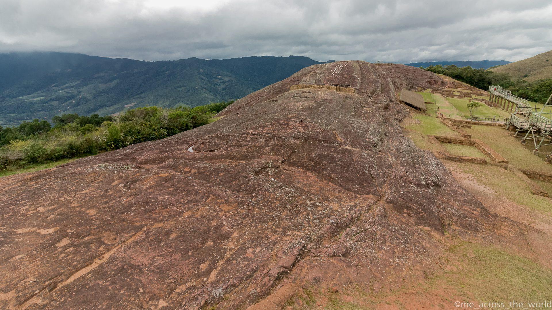 #Dia 113 – O Forte Inca de Samaipata