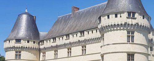 Château de L'Islette – um palácio sobre o lago