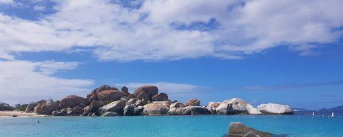 Um dia de sonho em Virgin Gorda (Tortola, IVB)