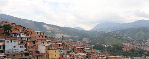 Medellin – a Favela Chique