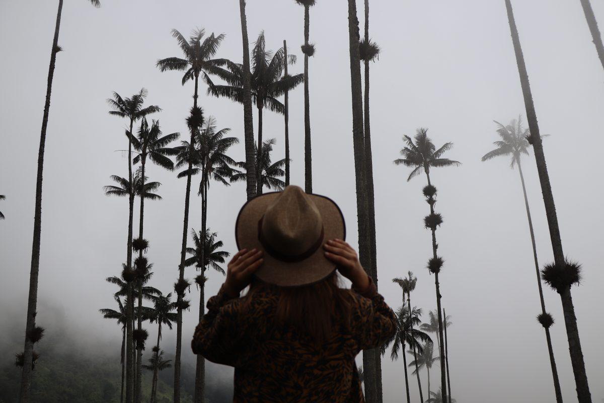 Mochilão pela Colômbia