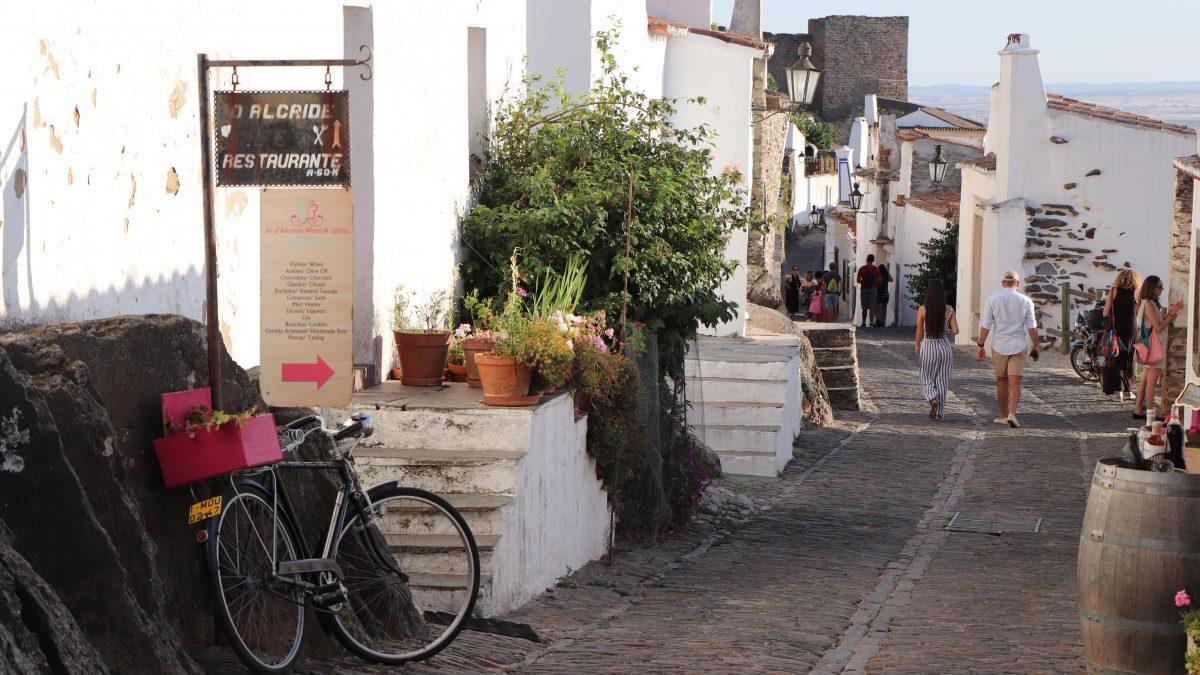 As ruas de Monsaraz