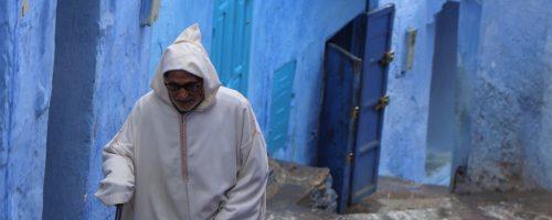 Chefchouen (Marrocos) – 50 tons de azul