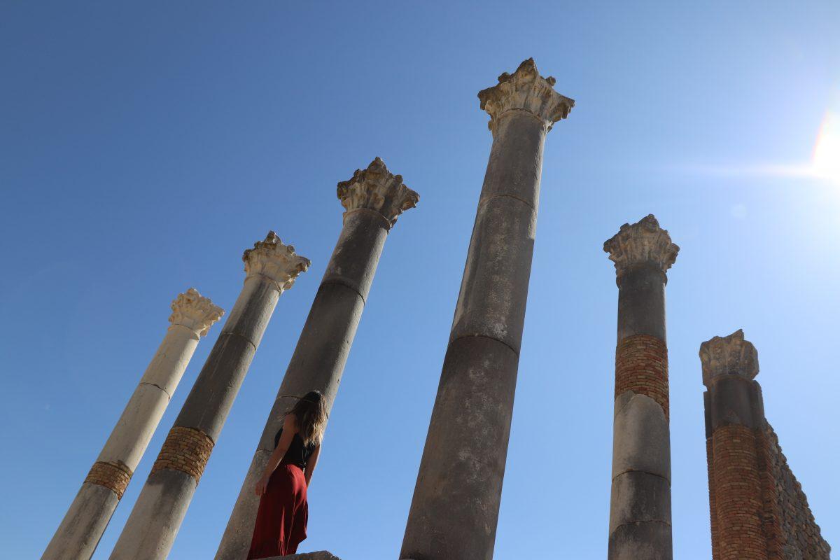 Volubilis um pedaço de Roma em Marrocos4