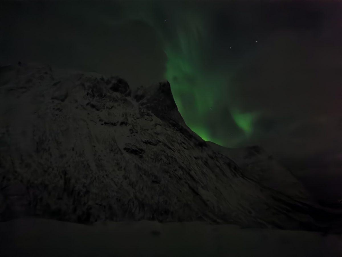 Auroras Boreais, Tromso