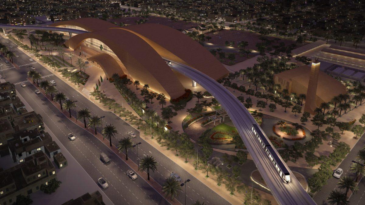 Metro na Arábia Saudita