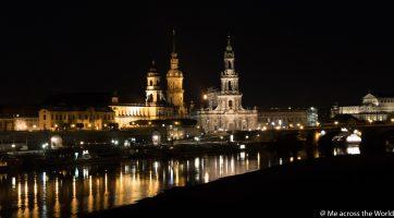 Visita de 2 dias a Dresden