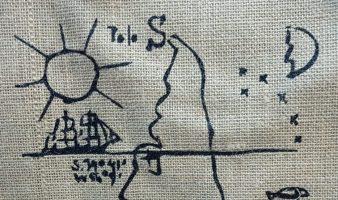 Uruguai e o mapa invertido