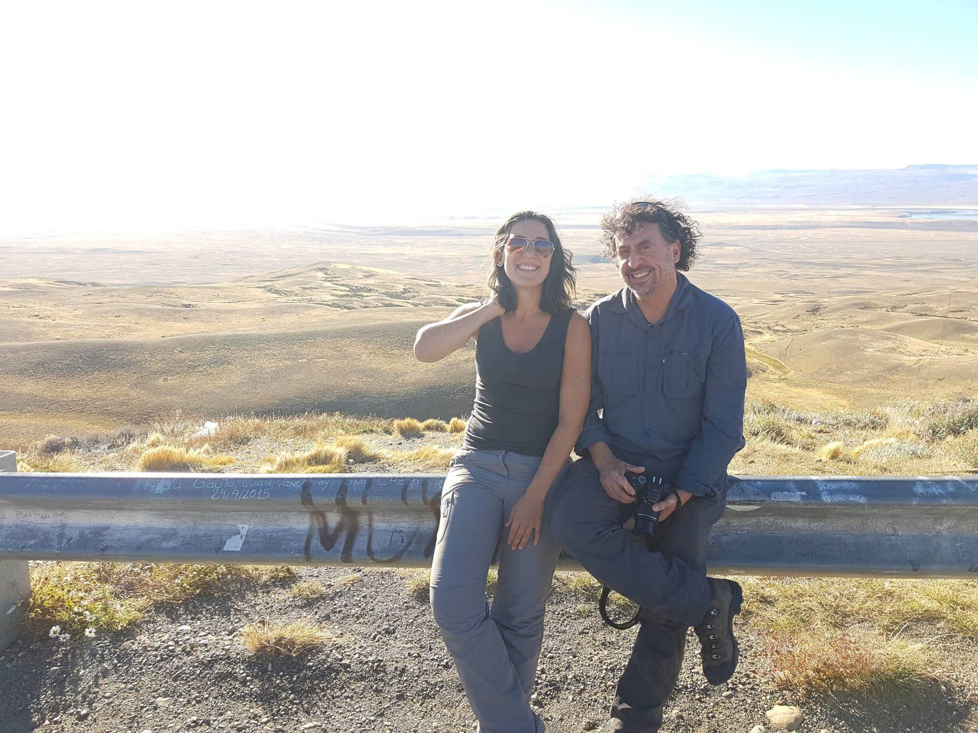 My Couchsurfing Diaries: Francisco (Puerto Natales, Chile)