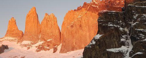 O Parque Nacional Torres del Paine (II) – de Laguna Amarga ao Miradouro Las Torres