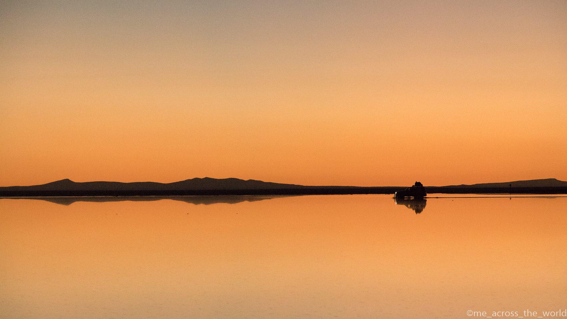 do Chile à Bolívia: travessia do Salar de Uyuni II
