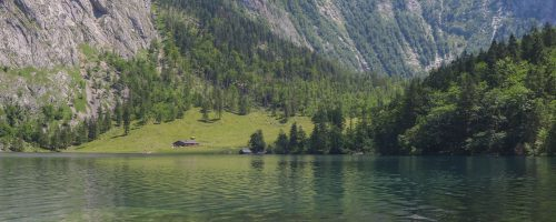 Obersee (Alemanha) – Rota dos Lagos