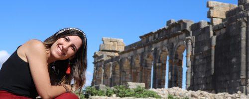 Volubilis – um pedaço de Roma em Marrocos
