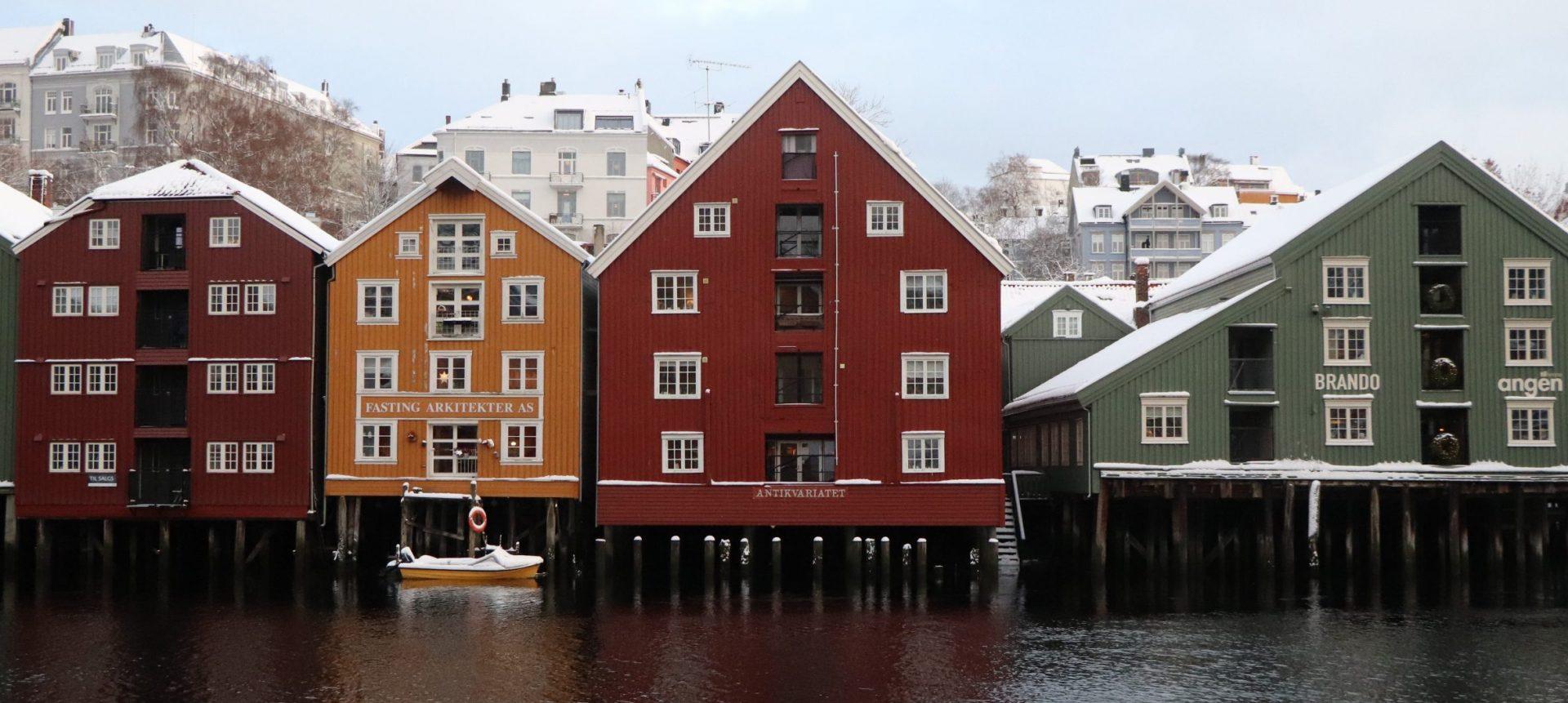 Trondheim (Noruega) – imagens que valem mais que mil palavras