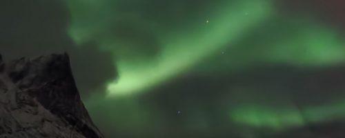 O que são as Auroras Boreais?