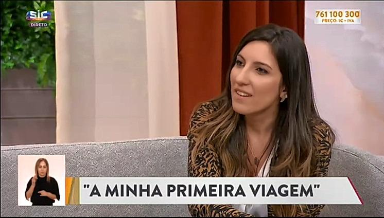 Me across the World - O programa da Cristina (SIC)