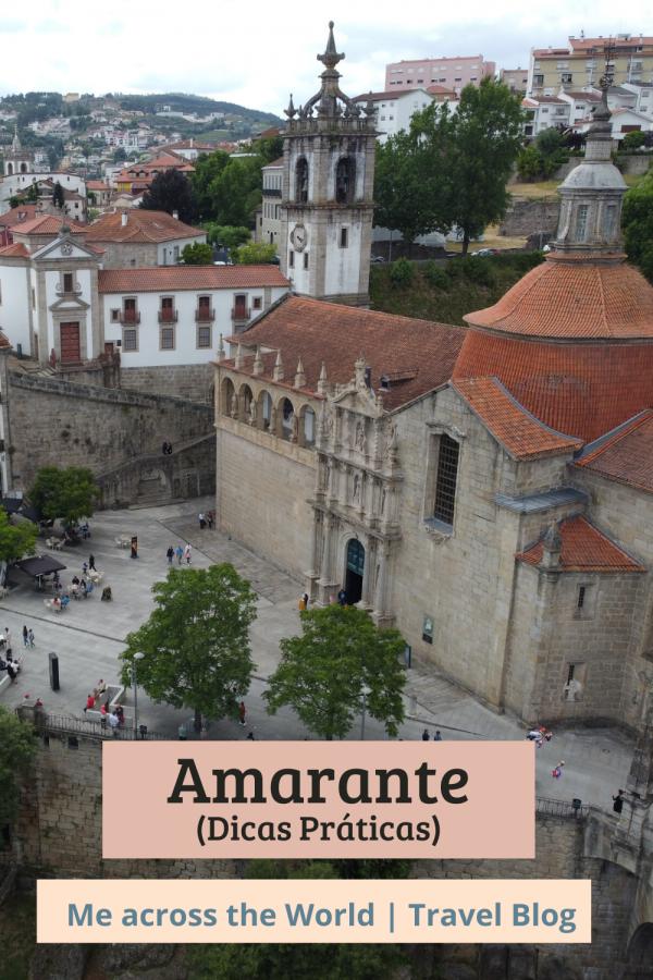 Amarante Dicas Práticas Me across the World