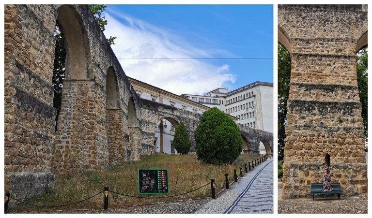 Arcos do Jardim_ Aqueduto de S.Sebastião - Roteiro Coimbra