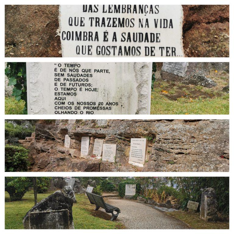Miradouro do Penedo da Saudade - Roteiro Coimbra