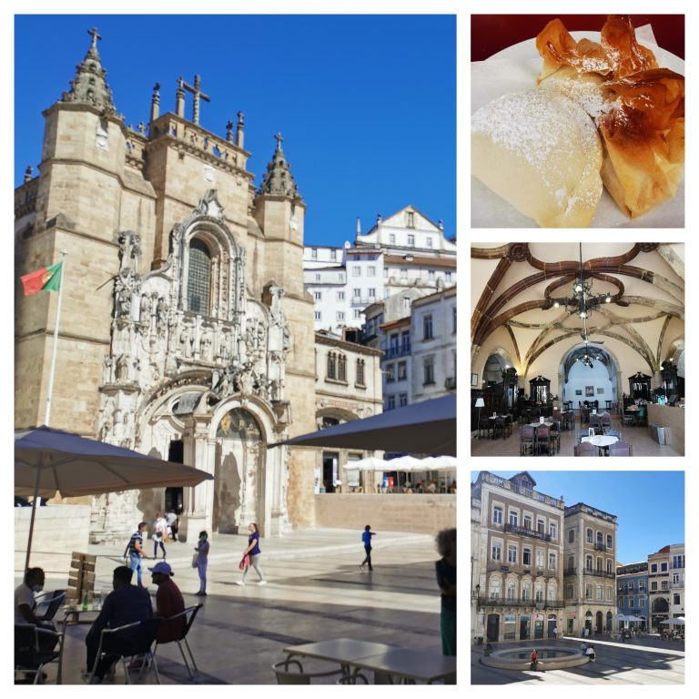 Praça 8 de Maio - Roteiro Coimbra