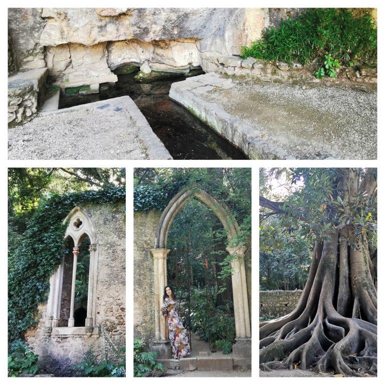 Quinta das Lágrimas - Roteiro Coimbra