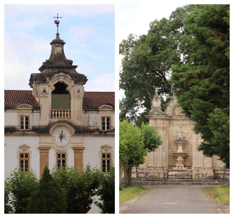 Seminário da Sagrada Familia - Roteiro Coimbra