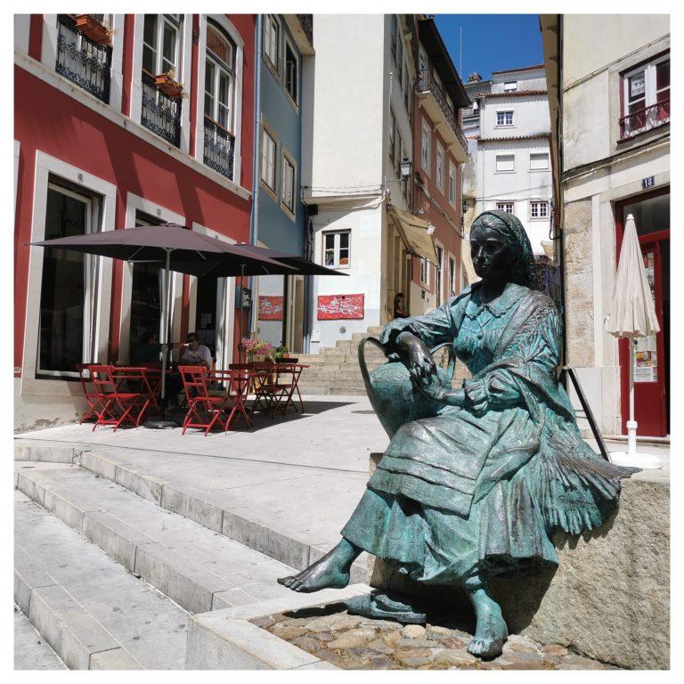 Tricana - Roteiro Coimbra