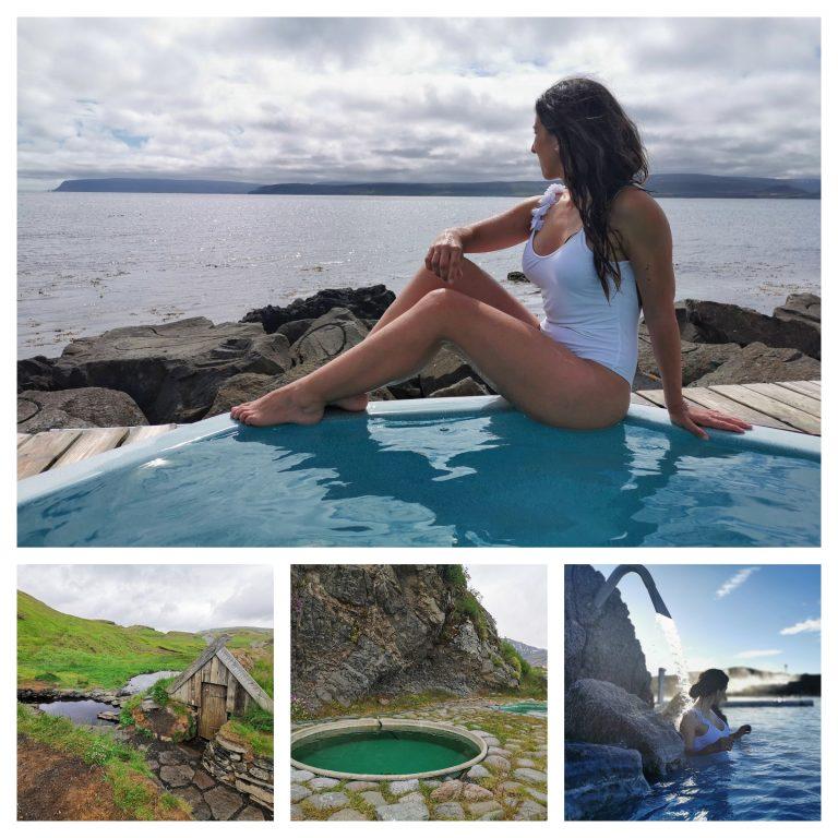 Hot Pools- custo viagem Islândia