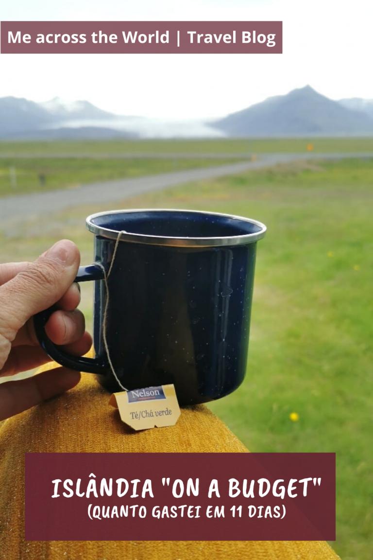 Islândia - custos para 11 dias