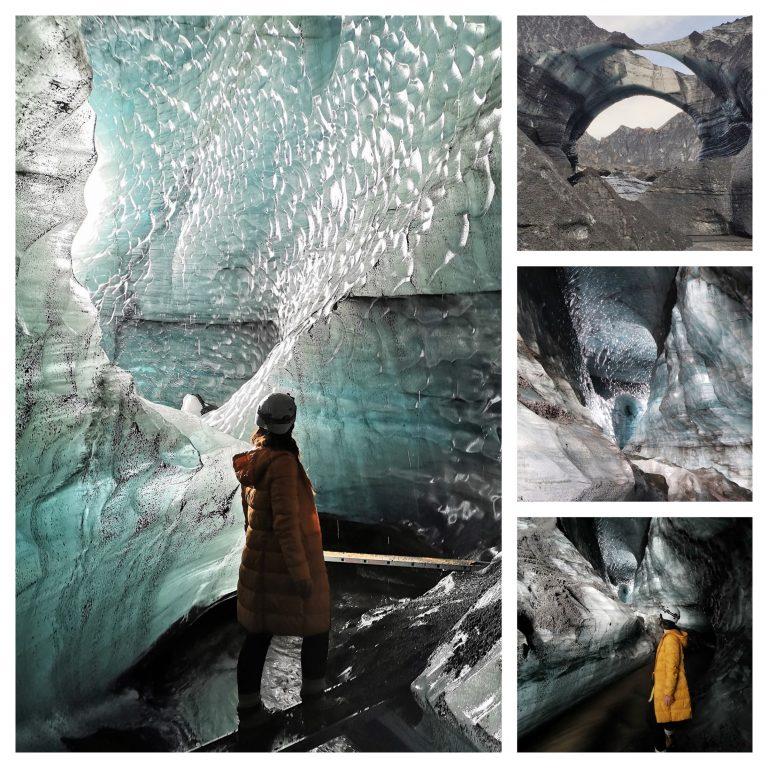 Katla Ice Caves - custo viagem Islândia
