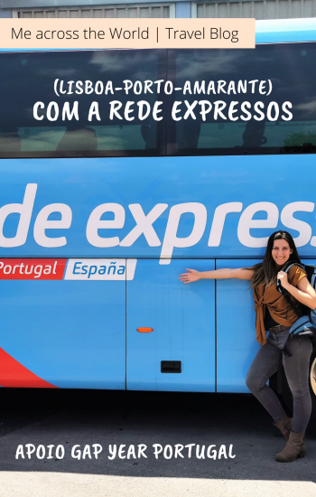 Rede Expressos Gap Year Portugal Me across the World